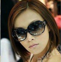 New arrival fashion Women Sunglasses Black coffee Frame FREE SHIPPING