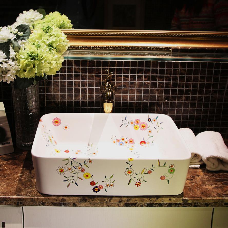 Online kopen wholesale moderne wastafel uit china moderne wastafel groothandel - Paragraaf bassin ...