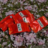 2014 Spring tea 150g DaHongPao Oolong tea 20pcs/lot  Wuyi Cliff Tea Chinese Big Red Robe Black Tea  Free shipping