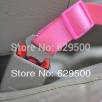 Adjustable Car Vehicle Safety Dog Seat Belt Pet Dog Harness Lead for Cat Dog Pets 20pcs/lot Factory wholesale