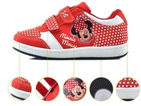 Retail ! New 2014 spring Children's shoes Mickey sandals Girls walking shoes sneakers S026
