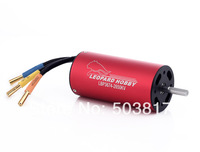 Lopard 4 Pole Lnrunner Brushless Motors LBP3674 3270KV Maximum Current 135A Max Voltage 18V Max Power 2400W Free Shipping