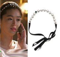 Pearl hair accessory hair accessory hair band hair bands