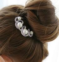 Hair accessory wave hairpin insert comb u hair comb maker hair stick fat plug hair accessory