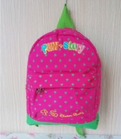 2014 new baby nursery PAW senior canvas backpack schoolbag schoolbag children