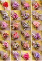 Free shipping 24 kinds bride wrist length flower hand flower bridesmaid artificial rose wedding supplies supplies