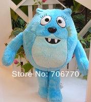 IN HAND!! NEW PRESCHOOL PLAY YO GABBA GABBA FRIENDS TOODEE~ 9 inches 23cm ~Talking~~Stuffed Plush doll toy FREE SHIP