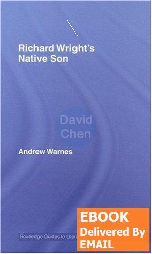 Native Son Essay Topics