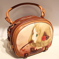 2014 casual doll bag student  handbag vintage female shoulder cross-body small bags