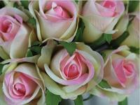 26 head rose Super simulation  wedding decor  artificial flowers wedding decoration flores artificiales