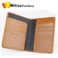 Travel Passport Cash Holder Organizer Wallet Purse Case Bag Travel Handy Passport Luxury Sheep Leather Passport Holder
