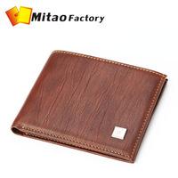 Flash Sale 50% Discount Novelty Spring Magic Tale Brand Vintage Brown Color Mens Wallets Purse Brazil  Genuine Leather Wallet