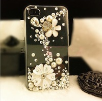 New 2013 Hot sale crystal mobile phone case cover For Apple iphone 5 iphone 5s case