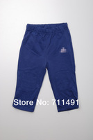 Free Shipping! 2014 Spring Autumn Clothing Wholesale Children Pants ForBboys Girls Kids Trousers 3 pcs/lot