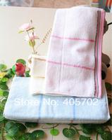 2014 100% cotton beach fibre towel face towels for adults 4pcs/lot Bamboo eiffel bath towel 100% cotton bath towel