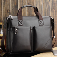 2013 new style fashion genuine leather bussiness bag,brand briefcase,messenger bag,laptop bag for man #144