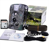 cheap ir-infrared digital trail camera scouting camera hunting with invisible flash lights waterproof
