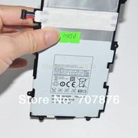 2pcs/lot Free ship Full Capacity 7000mAh for Samsung Galaxy Note 10.1 Tab 2 N8000 P5110 P5100 Battery Genuine 7000mah YL3437