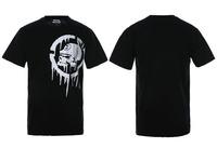 Classic Skull Fashion Short sleeve O-Neck Metal Mulisha Men's T Shirts brand man print t-shirt Cheap hot selling