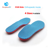 Kids Children EVA Orthopedic Orthotics Flat Foot Flatfoot Arch Support Shoe Insoles Pads Correction 4 Sizes For Choice