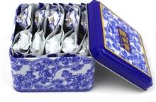 155g 10 packs Superior Healthy Chinese TiKuanYin Green Tea,1725 Weight Loss Anxi TieGuanYin Oolong Tea, Green Food Gift Packing(China (Mainland))