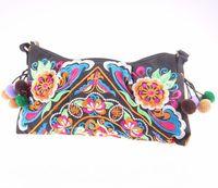 2014 new national trend embroidered bags handmade ethnic embroidery Messenger shoulder bag women small handbags bag