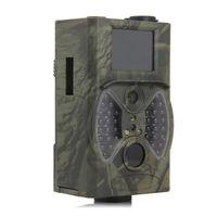 Portable SunTek HC-300 HD 12MP Wildlife Digital Infrared Trail Hunting Camera