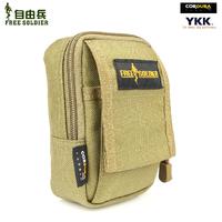 Tactical outdoor mobile phone bag waterproof edc service package waist pack bag molle bag portfolio bag