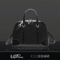 Women's shoulder bag classic handbag women's japanned leather handbag 309617