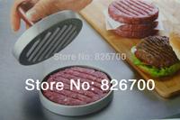 New Hamburger Presses Patties Maker TV Products Kitchen Tools Hamburger Grill Plate Free Shipping # J0055