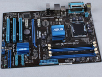 FOR ASUS P5P41C Motherboard Intel P41 ICH7 LGA 775/Socket T DDR3 DDR2 COM ATX 100% tested 3-5days shipping