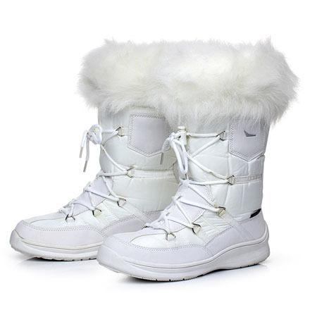 aliexpress popular winter white heels in shoes