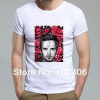 Cook Breaking Bad Man White T Shirts Diy shirts Printed Man Women Boy Girl T Shirts  Diy Shirt free Shipping