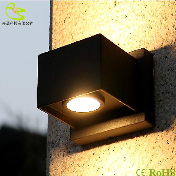 High Quality 12w Outdoor Wall Light 85 265v 1080lm Courtyard Garden Lights Wa