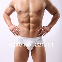 More colors Better quality 8 pcs/lot Modal Sexy Men Boxer Shorts Men's Boxers Mens underwear + Free shipping