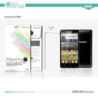 For lenovo P780 film,original NILLKIN screen protector,Matte OR Super clear HD anti-fingerprint protective film For lenovo P780