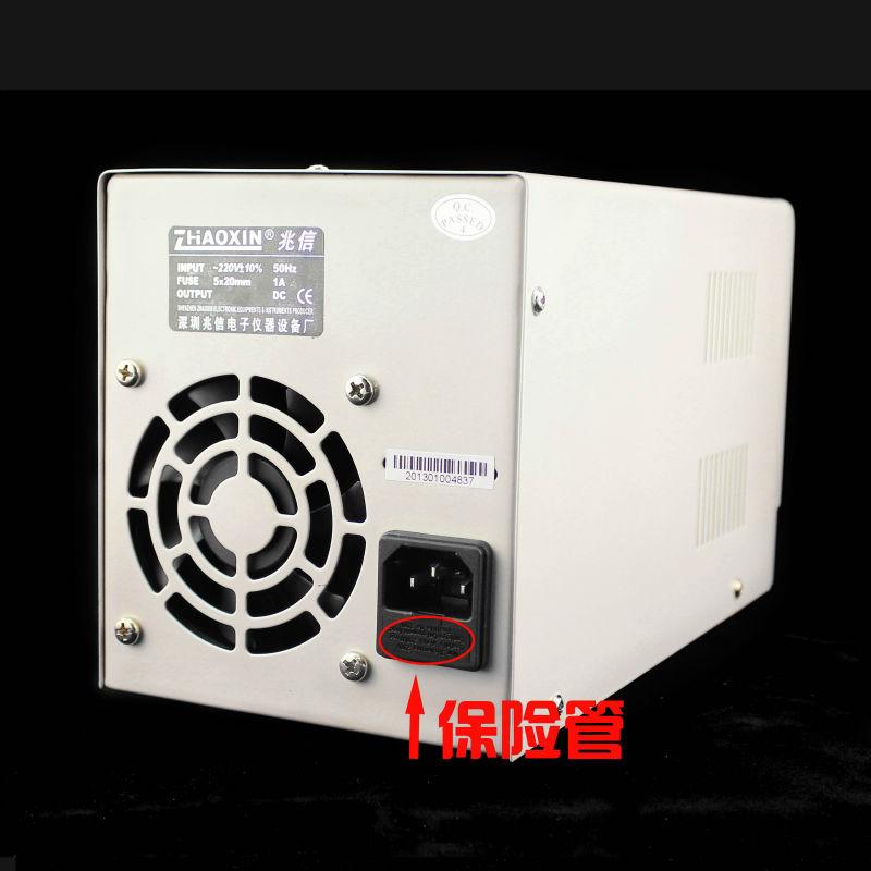 The original RXN-305D 303D 302D 30V/5A 3A 2A high DC voltage power transmission output line.