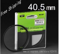 NiSi 40.5mm Ultra Slim UV Digital SLR Camera Lens Ultra Violet Filter 40.5 mm Super Thin Protector