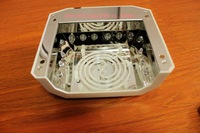 Special for Russia free shipping by EMS!36W CCFL+LED Diamond Nail lamp, 12w CCFL+24w LED