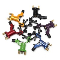 2013 Professional chinese motor dragonfly rotary tattoo machine with RCA