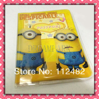 Free shipping cartoon passport holders passport covers Card holders