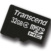 Transcend Class4 TF 4GB 8GB 16GB 32GB for Smartphones, tablet PCs, ebook readers Free Shipping