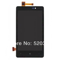 100% Original For Nokia Lumia 820 LCD Screen With Touch Digitizer Assembly By Free Shipping