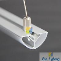 1M suspended LED  Profile aluminum with  Corner  Aluminum Profile Kit for the LED Strip