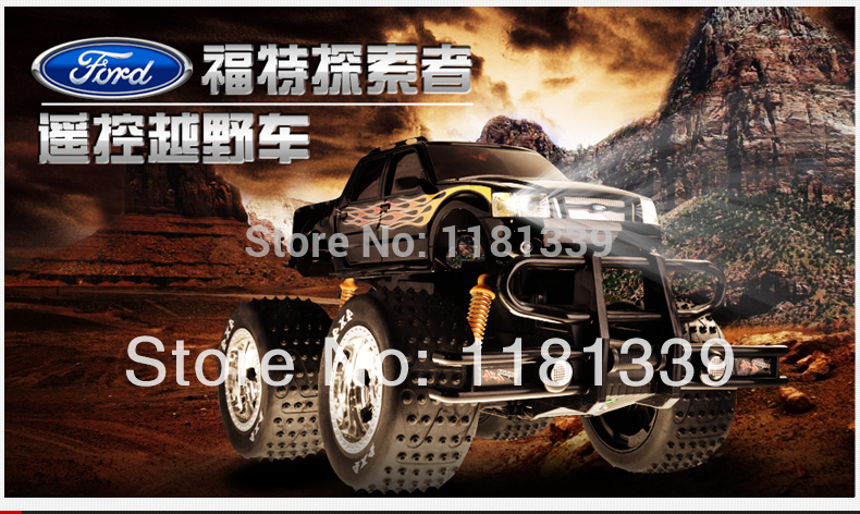 HSP BISON 1/10 Scale 3.0cc Nitro Engine Power 4WD off-Road Monster truck , High speed Rc Car for Hobby(China (Mainland))