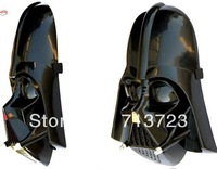 Star Wars Black Warrior Empire Soldiers Darth Vader Helmet Plastic Mask Halloween Masquerade Party Mask Darth Vader