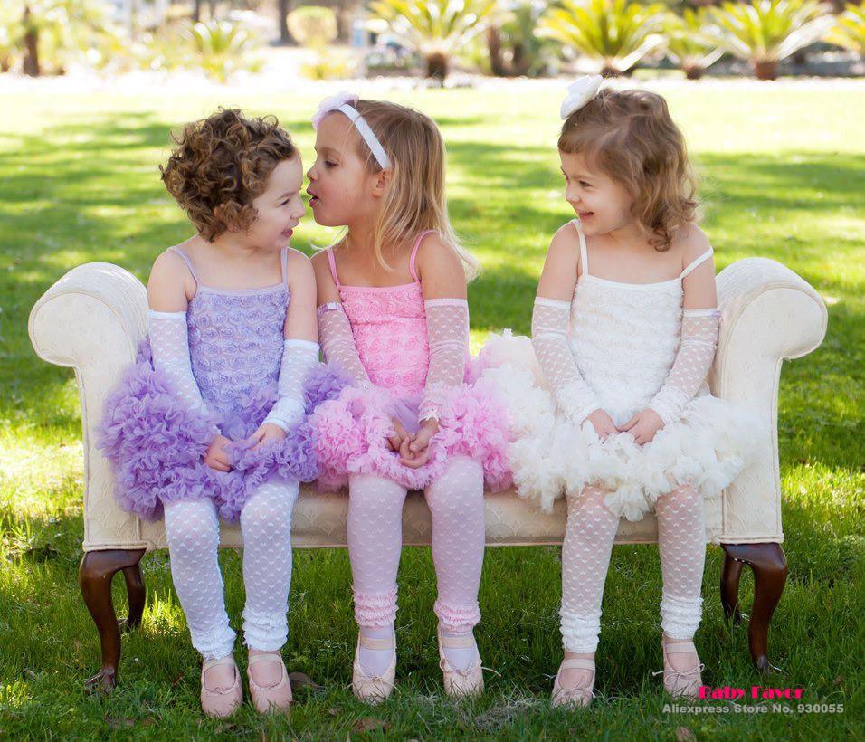 Free Shipping Baby Girls Kids Newborn Children Infant Flower Rose Pettidress Tutu Pageant Party Wedding Dress Clothes Clothing(China (Mainland))