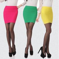 16 Colors!Wholesale 2pcs/lot Women new fashion 2014 summer spring candy color plus size slim A-Line skirt women shorts skirt