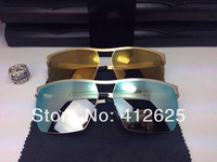 New!Free shipping MYKITA m guitar value, freight free ultra light color film latest Square sunglasses Aviator glasses/shades