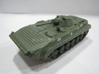 Famous Russian BMP-1 IFV Model 1:72 High Imitation Military Tank Toy Finished Goods Tank Model Free Shipping